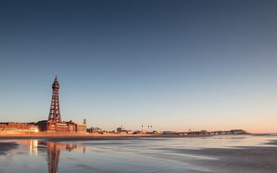 The best place to learn to drive – Blackpool