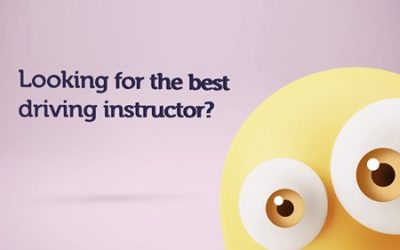 How To Find A Good Driving Instructor With A High Pass Rate.