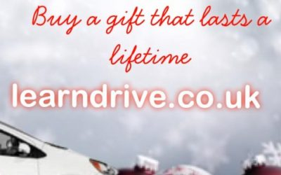 Driving Course/Lessons Gift Voucher